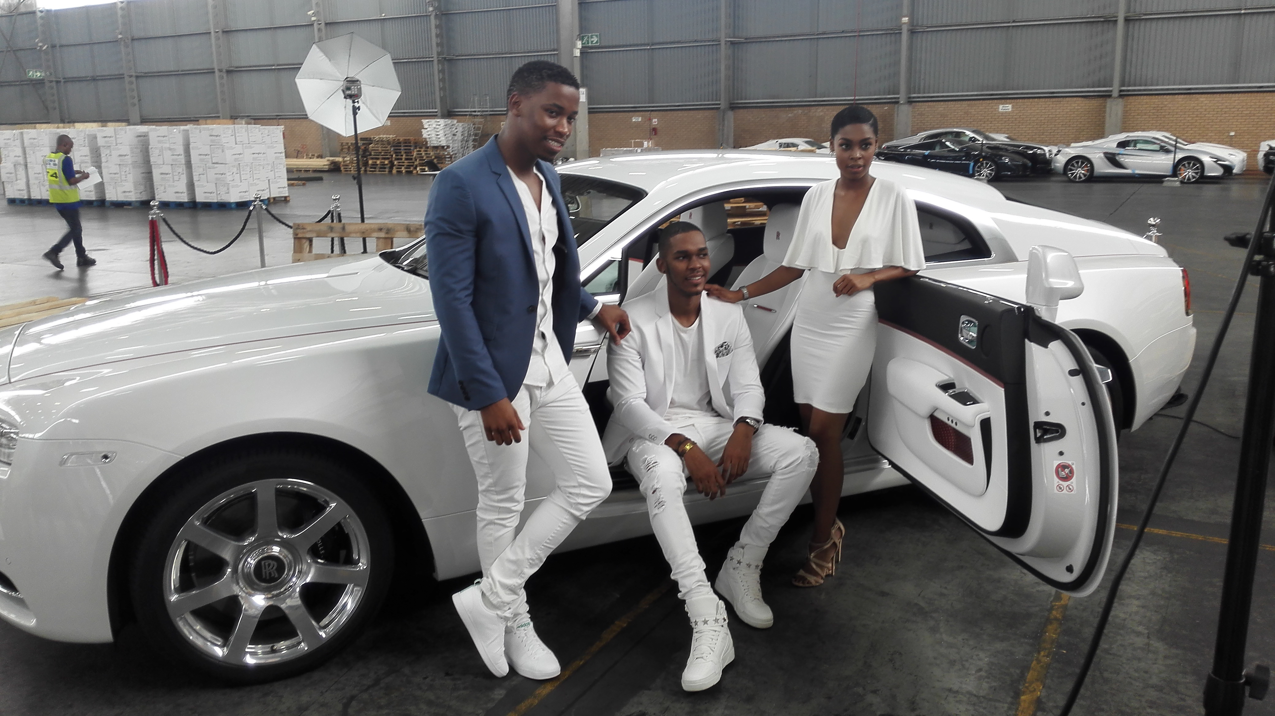 Launched: Rolls Royce Wraith Inspired by Fashion