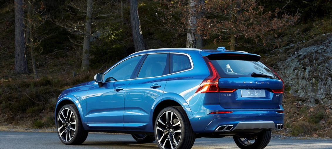 This is it: The 2018 Volvo XC60