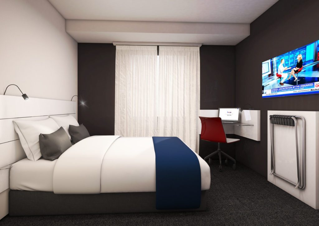 135 West Interior Bedroom View [High Resolution]