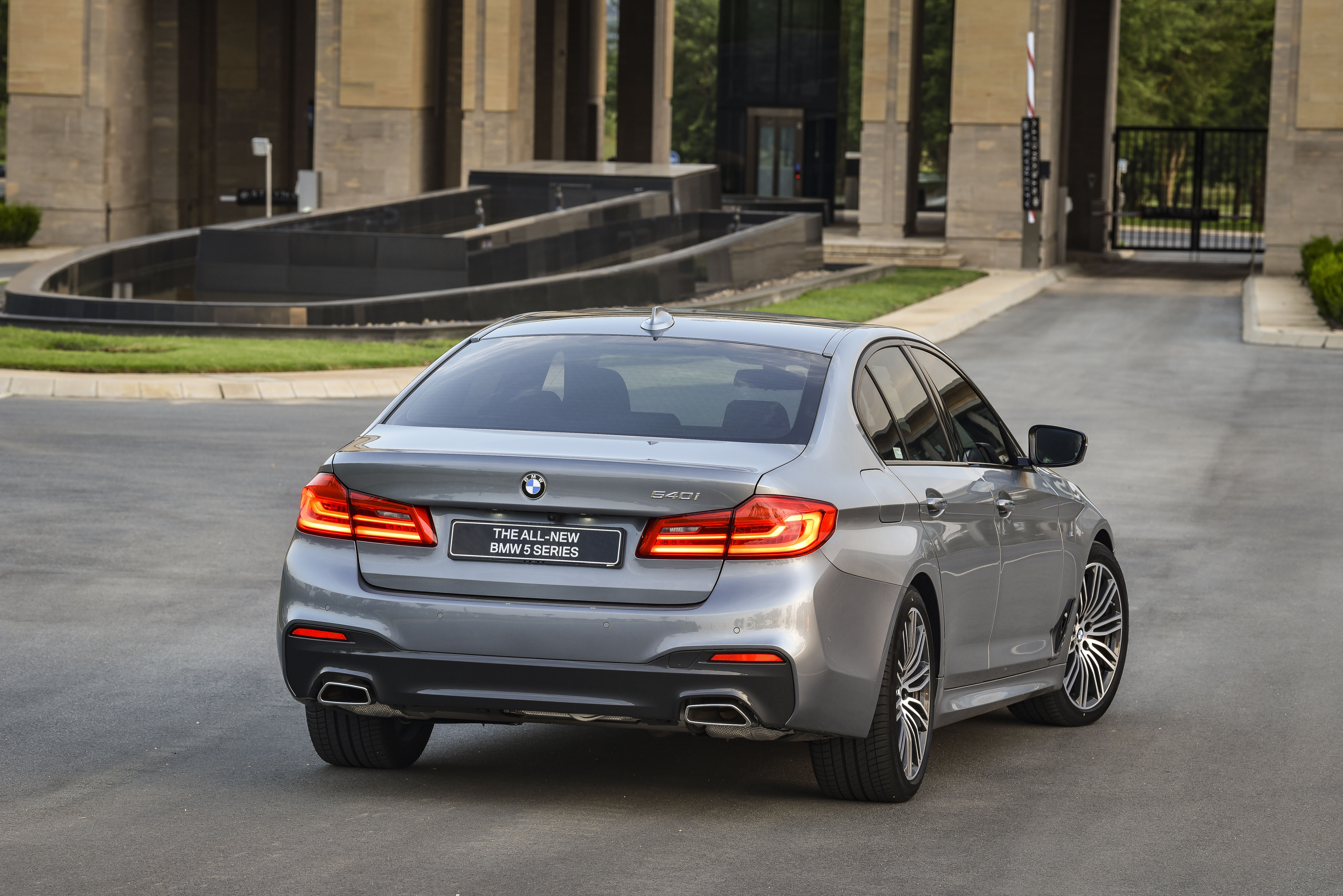 Reviewed 2017 Bmw 530i 5 Series P90249882 Highres The All New Se
